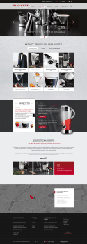 Bugatti сайт - каталог
