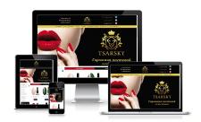 """Интернет-магазин лаков и гелей для ногтей """"Tsarsky"""