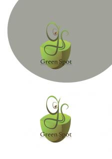 логотип фруктово-овощной лавки
