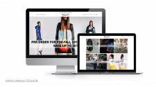 интернет-магазин для Anna K