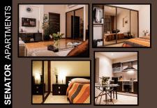 Комплекс сервисных апартаметов