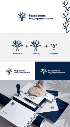 Лого для сайта Возрастной эндокринологии