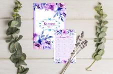 Календарь для цветочной студии Флориденс. г.Ростов