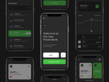 Privat Bank - Redesign