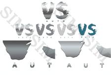 Отрисовка VS auto logo