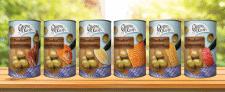 Дизайн упаковок для оливок