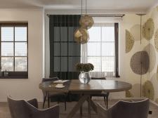 Дизайн интерьера, кухня