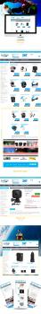 Интернет магазин Go-Pro