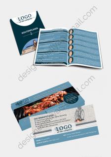 Флаер,программа для конференции,Мюнстер/Euro-flyer