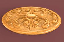 3D модель для чпру розетка