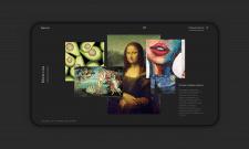 Сайт по продаже картин
