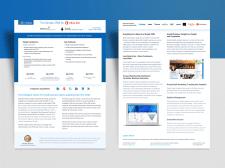 Дизайн PDF файла для email-рассылки