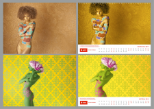 Календарь МТС 2011