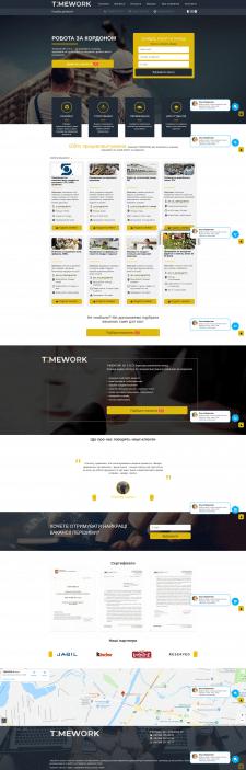 TIMEWORK Сайт поиска работы в Польше.
