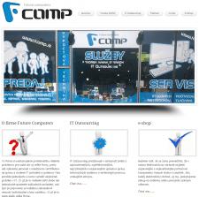 SEO для словацкой компании Fcomp