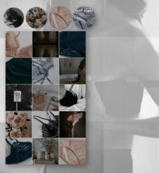 Комплексное оформление instagram