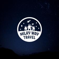 Логотип для Милкивей Травел