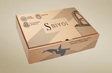 Дизайн коробки для екосумок
