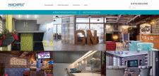 Создание сайта брендингового агентства Stors