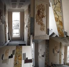 Фрагменты деталей интерьера