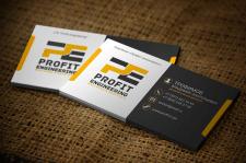 "Разработка визитки ""PROFIT ENGINEERING"""