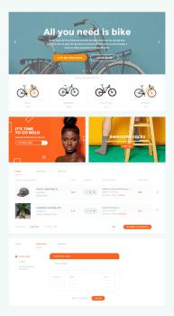 Блоки для онлайн магазинов