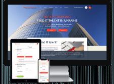 Создание сайта FindITtalent
