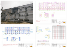 Проект вентфасада. Проект утепления здания