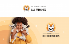 Логотип для заводчика собак