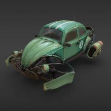 Rocketwagen