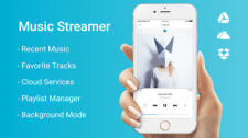 Music Cloud- Streamer