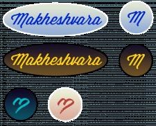 пару заготовок логотипа