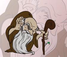 Дизайн персонажа в иллюстраторе