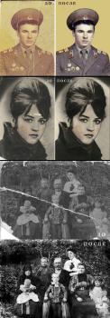 Реставрация фотографий