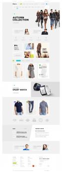 Mall — Multi-Purpose eCommerce Responsive WordPres
