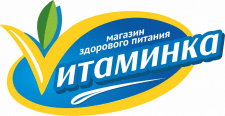 "Логотип магазина здорового питания ""Витаминка"""
