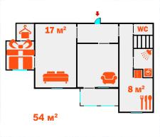 план квартиры №4