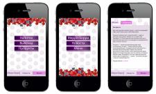 дизайн приложения для Merry Berry