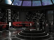 Концепт-проект дизайна ночного клуба