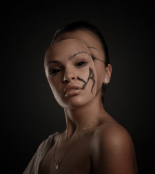 Тёмная маска