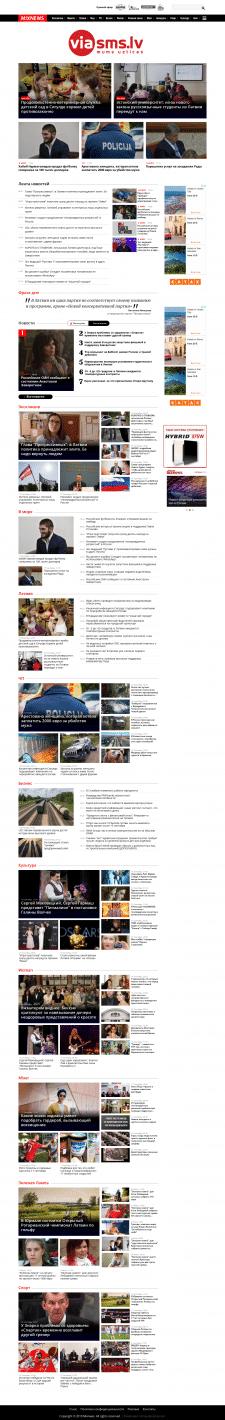 Разработка Wordpress темы для новостного портала