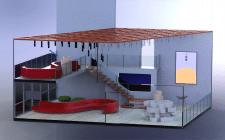 Дизайн інтер'єру тераси, Оман