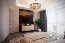 Дизайн-проект спальни