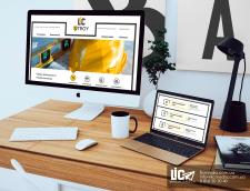 Розробка і дизайн сайту LIC Stroy
