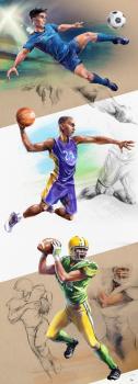 Иллюстрации для сайта (США)