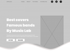 Wireframe Music Lab