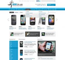 Мобильный Интернет-Магазин MIM