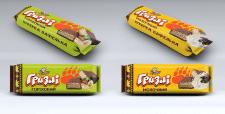 упаковка для вафельных конфет