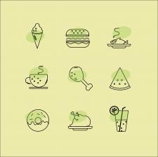 Set icons