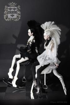 Саундтрек для кукольной коллекции Сестер Поповых